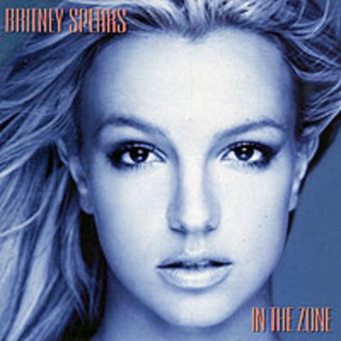 "Выходит альбом ""In the Zone"""