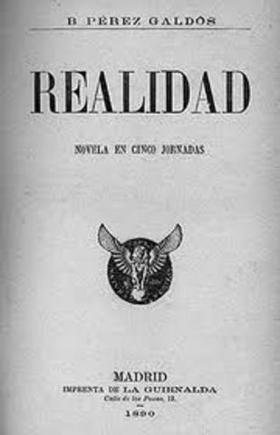 OBRA TEATRAL. REALIDAD