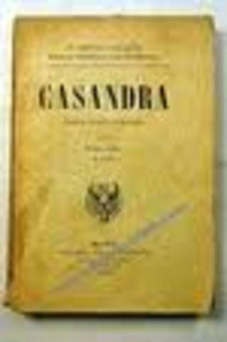 OBRA TEATRAL. CASANDRA