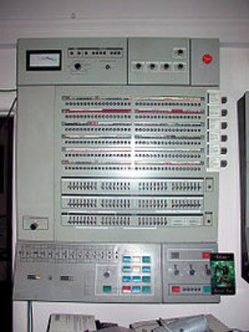 EL (IBM S/360) SEGUNDA GENERACION