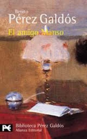 NOVELA EL AMIGO MANSO.