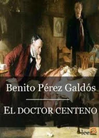 NOVELA EL DOCTOR CENTENO