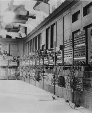 Ordenador ENIAC