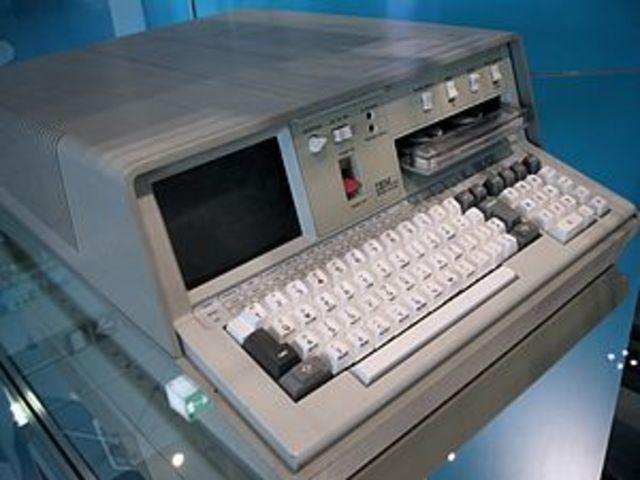EL (IBM 5100) CUARTA GENERACION