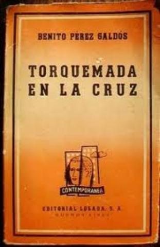 NOVELA TORQUEMADA EN LA CRUZ
