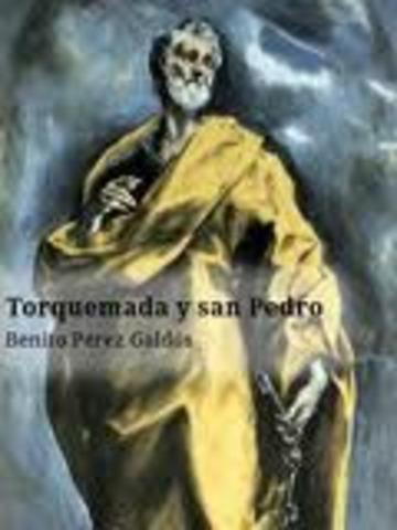 NOVELA TORQUEMADA Y SAN PEDRO