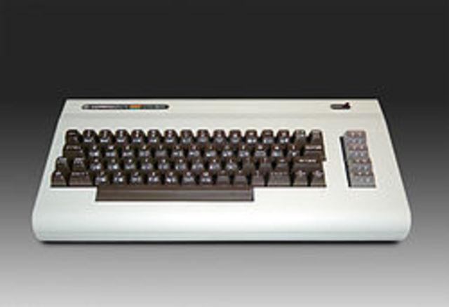 El Commodore (VIC-20) CUARTA GENERACION