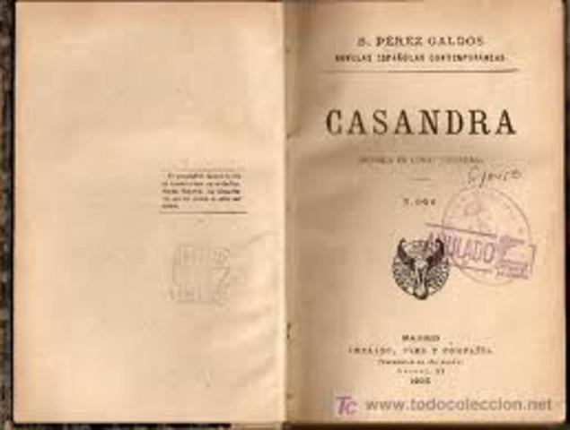 NOVELA CASANDRA