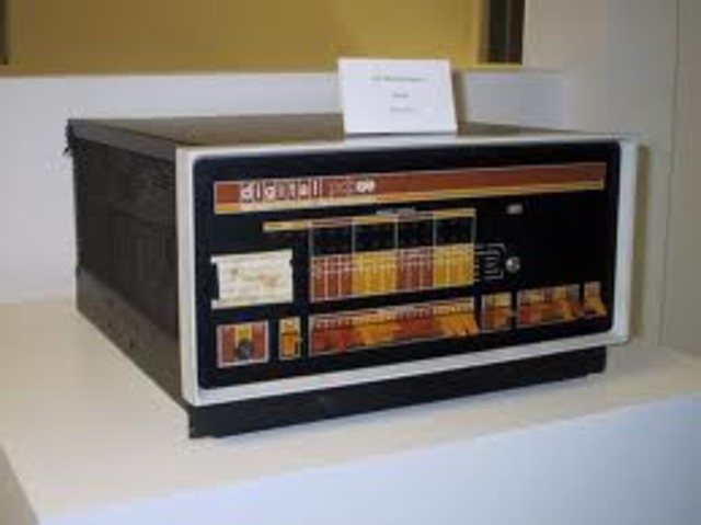 PDP-8 MICROCOMPUTADORA