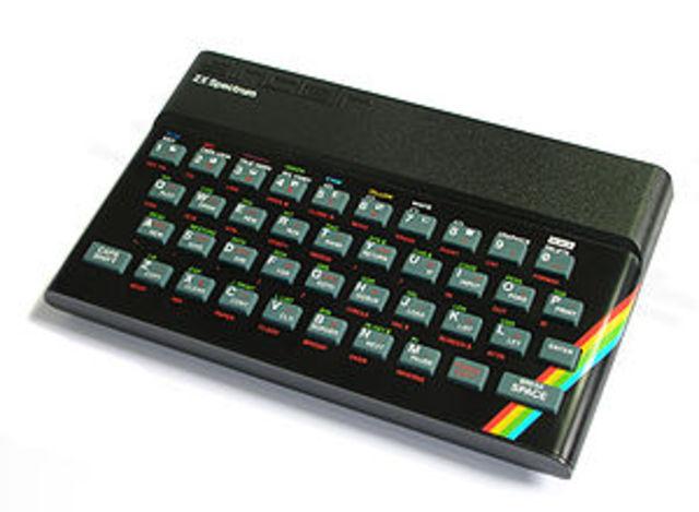 EL (Sinclair ZX Spectrum) QUINTA GENERACION