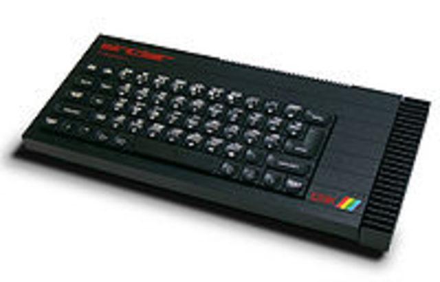 EL (Sinclair ZX Spectrum 128) QUINTA GENERACION