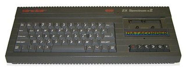 EL (ZX Spectrum 128 +2) QUINTA GENERACION