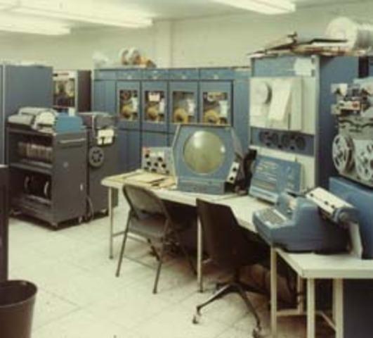 Evento 5:LA COMPUTADORA IBM 360