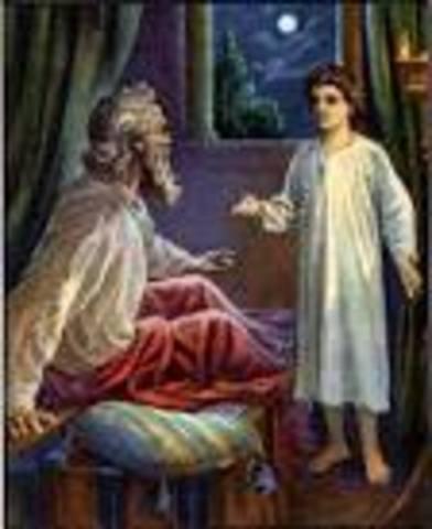 Samuel's Birth & Call from God: 1 Samuel 1-7