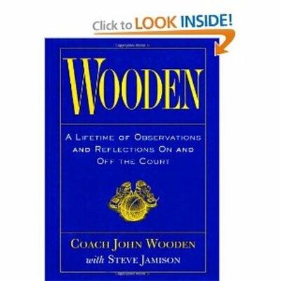 Wooden, John Wooden, Non-Fiction, 201 timeline