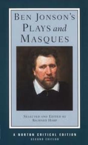 More About Ben Jonson