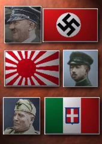 Germany, Italy, and Japan sign the Tripartite Pact