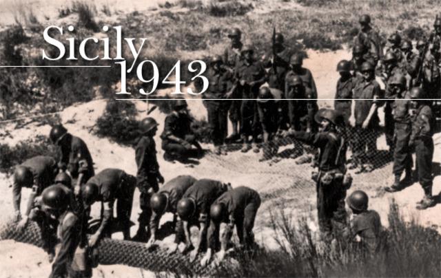 Allies control Sicily