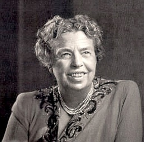 Eleanor Roosevelt Becomes the First Lady