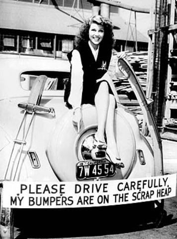 Use of Propaganda (Rita Hayworth)
