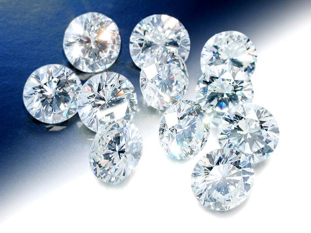 Discovery of Diamonds