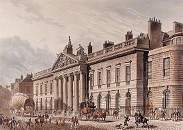East India Company: Bank- Rupt