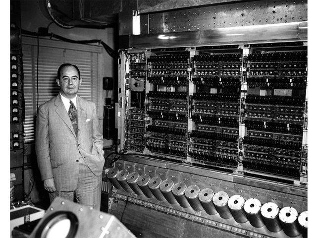 El Ordenador Digital: Von Neumann