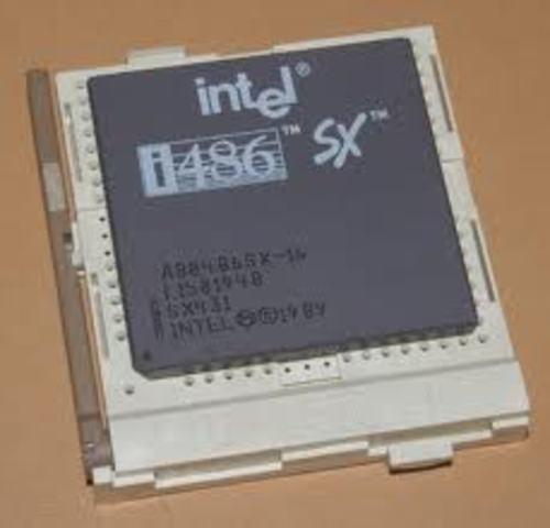 Intel 486SX