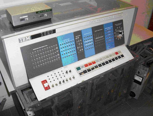 La IBM 1620