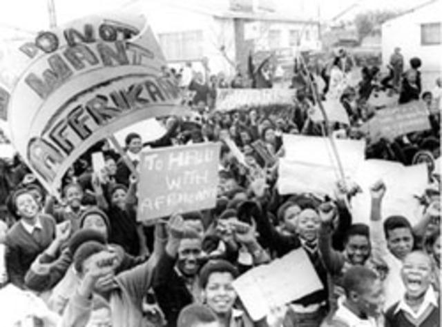 Against Afrikaans Instruction