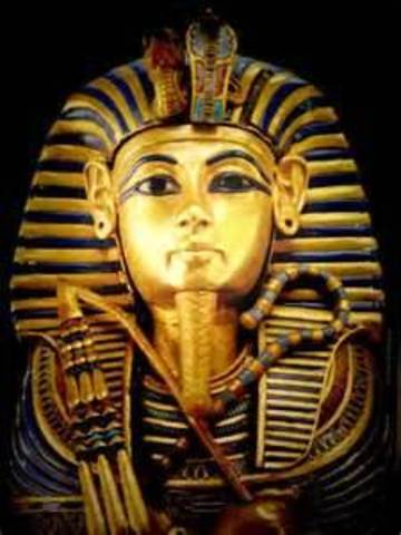 King Tut's tomb opened