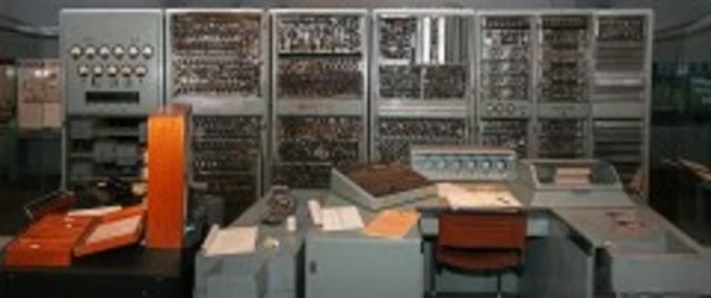 En Australia se construye la CSIRAC