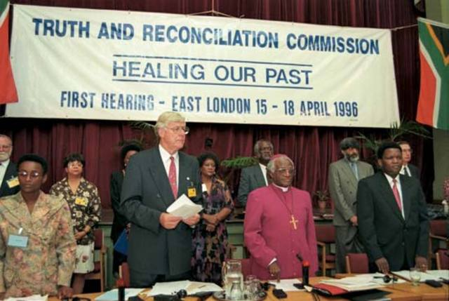 Truth Reconciliation Commision
