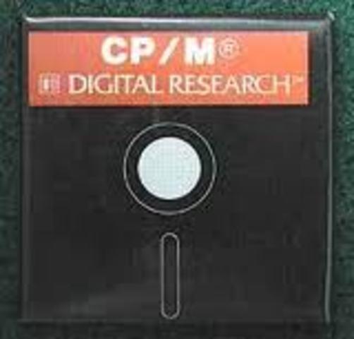 CM/P, el primer sistema operativo estándar