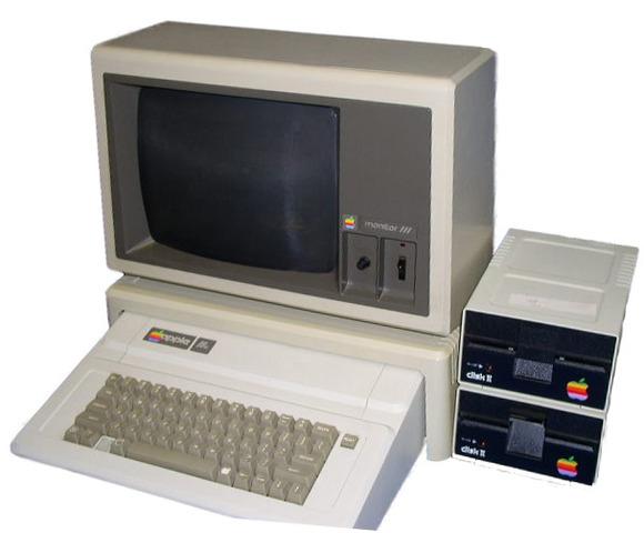 Primera Computadora Personal Ensamblada