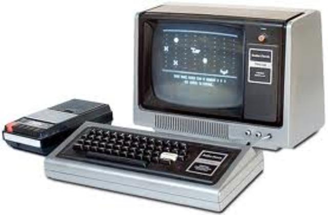 La TRS-80 de Tandy/Radio Shack