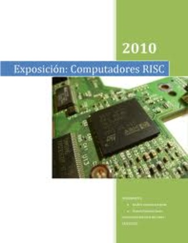 COMPUTADORA DE INSTRUCCIÓN REDUCIDA (RISC)