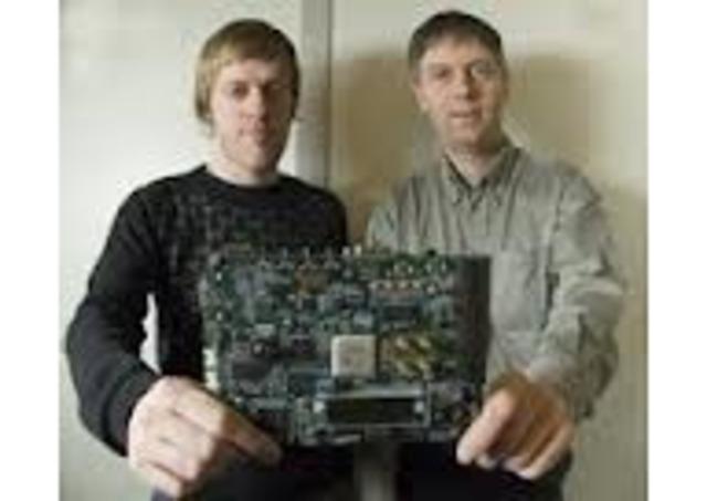Primer prototipo del hardware