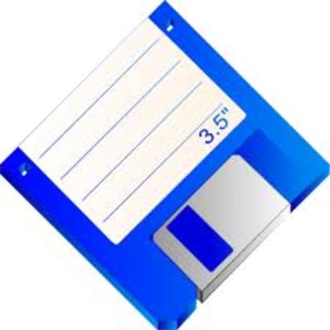 """El diskette de 3 """", o """" floppy"""""""