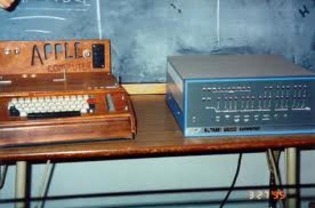 Altair 8800 y fundacion de microsoft