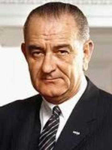 Lyndon Banes Johnson
