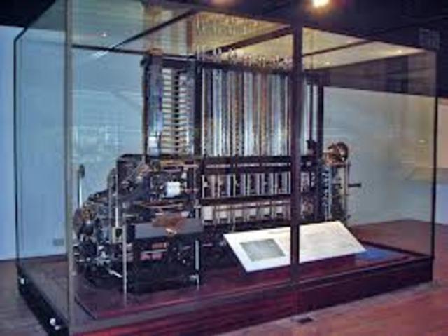 la maquina analaitica