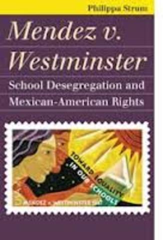 Mendez V. Westminister