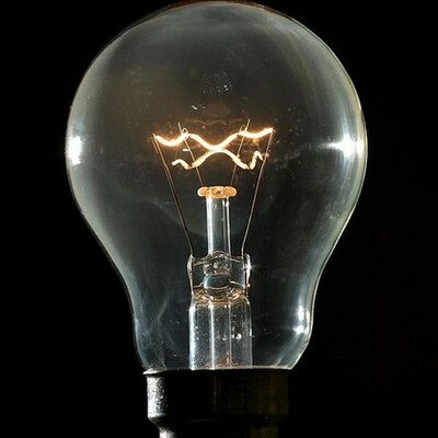 The History Of The Light Bulb timeline