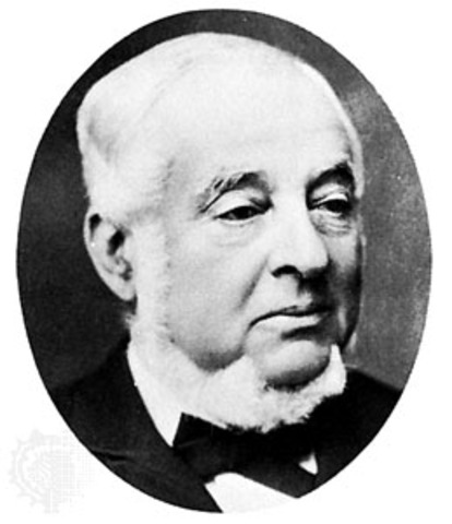 Warren De la Rue (1815-1889)