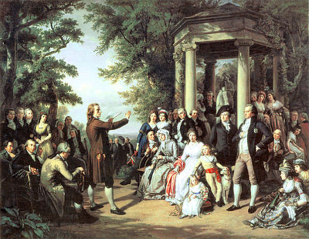 Age of Enlightenment (1700s-1800s)
