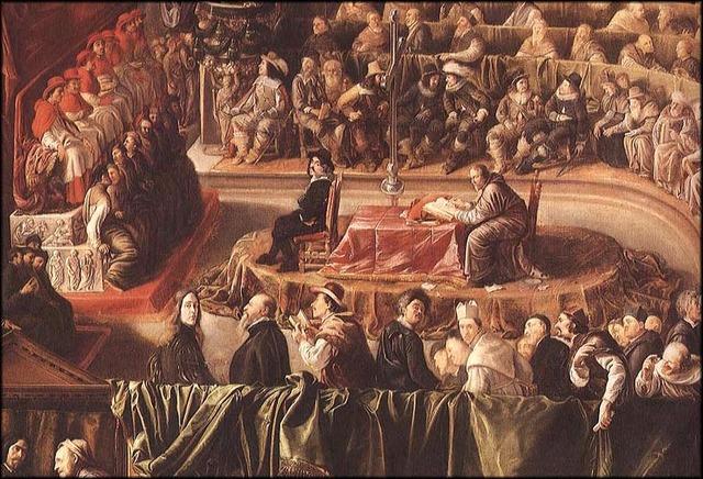 Extinção do Tribunal do Santo Ofício - a Inquisição