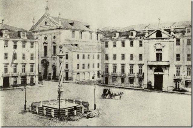 Fundação do Banco de Lisboa (futuro Banco de Portugal)