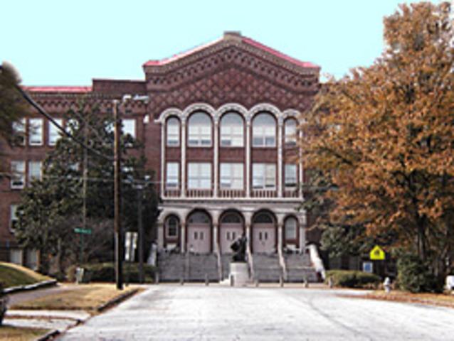 Booker T. Washington Highschool