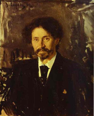 Nace Ilya Repin en Tchuguev (Pintor)